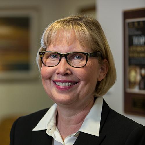Attorney Beth Christman of Casarino